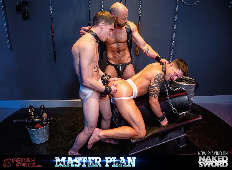 Master Plan - Fetish Force / Raging Stallion